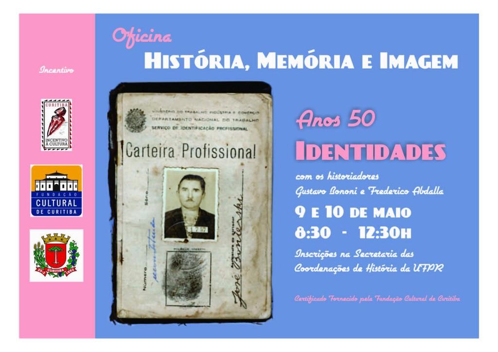 Oficina História Memória & Imagem