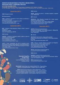 Programação Política Migratória UFPR nov 2015