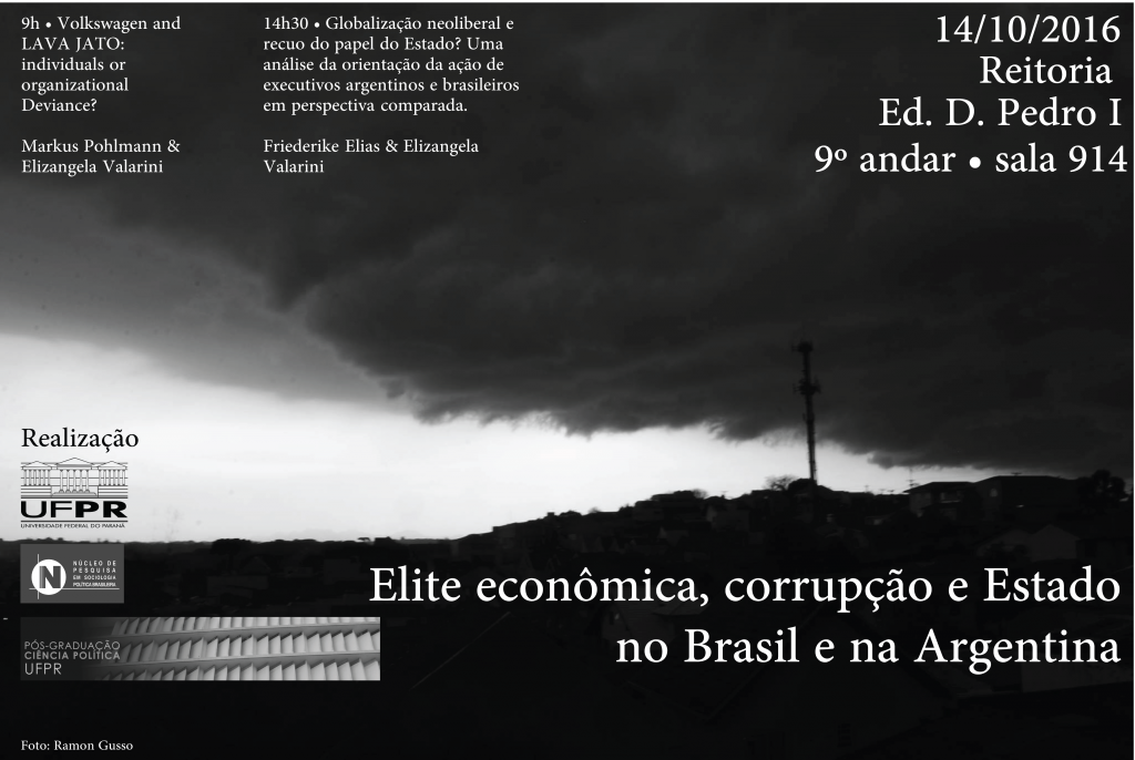 cartaz elite economica corrupção - aprovado